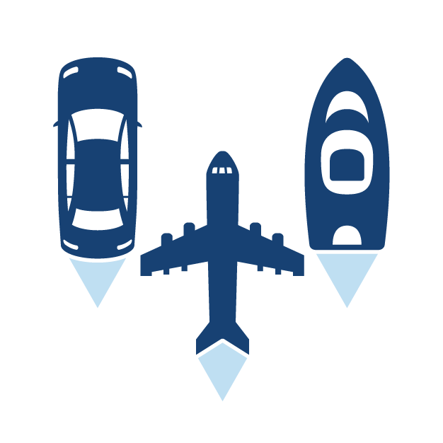 Track Assets Icon