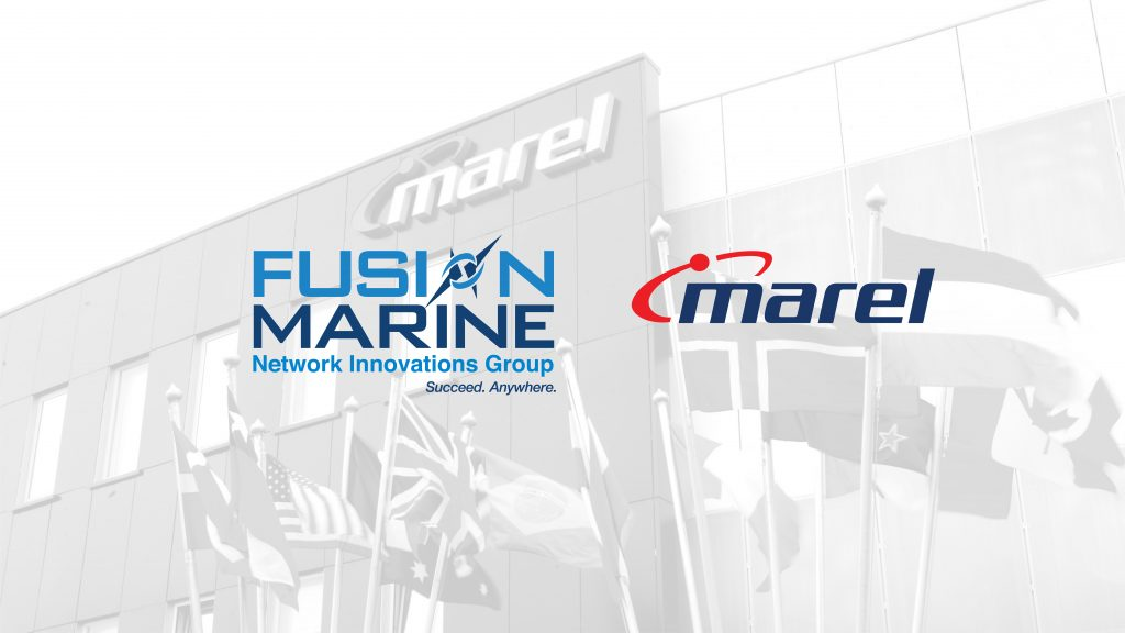 Fusion Marine Technology Inc. and Marel Inc. Expand Partnership Throughout North America
