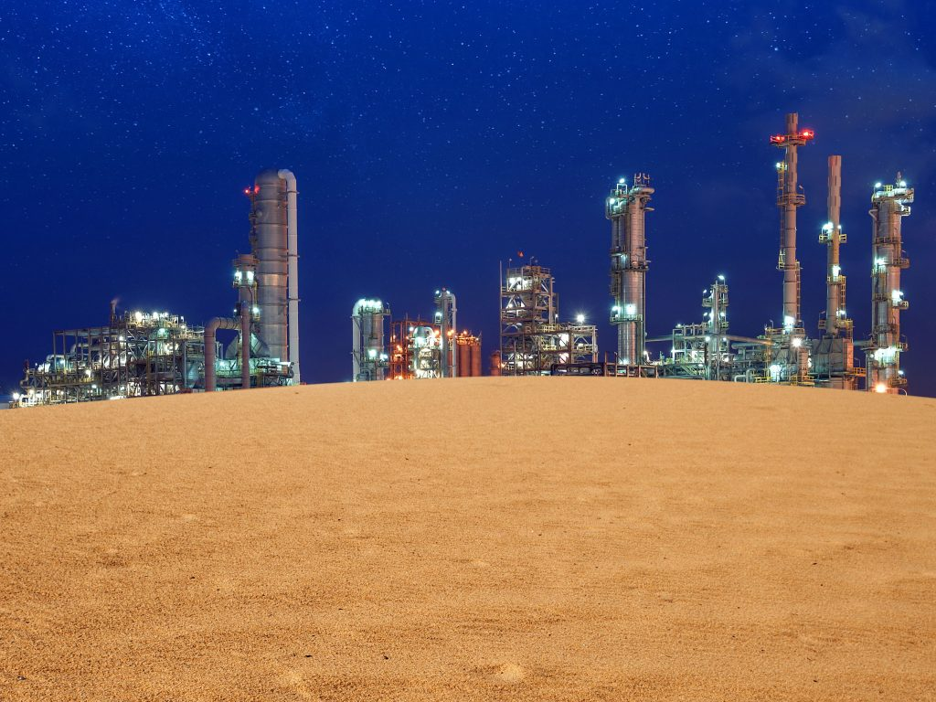 Downstream IoT: Where the Refinery Meets the Road